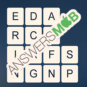 Answer for Word Cubes Plankton Level 12