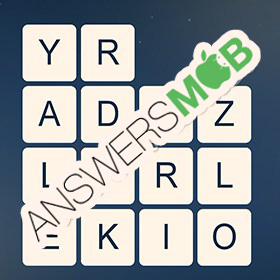 Answer for Word Cubes Virus Level 16