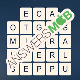 Answer for Word Cubes Oyster Level 20