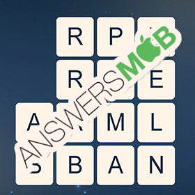 Answer for Word Cubes Cell Level 4