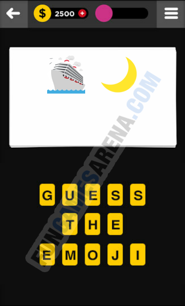 Guess The Emoji CHARACTER - 7 Answer
