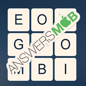 Answer for Word Cubes Atom Level 19