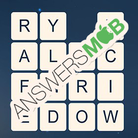 Answer for Word Cubes Ant Level 14