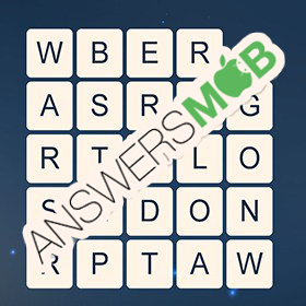 Answer for Word Cubes Oyster Level 3