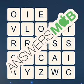 Answer for Word Cubes Sparrow Level 8