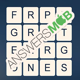 Answer for Word Cubes Dragonfly Level 19