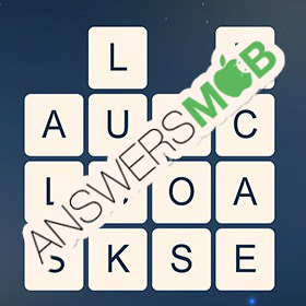 Answer for Word Cubes Virus Level 1