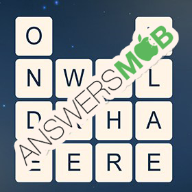 Answer for Word Cubes Bacteria Level 1