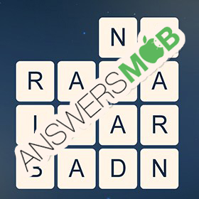 Answer for Word Cubes Bacteria Level 7