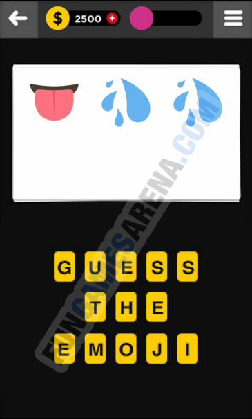 Guess The Emoji ACTION - 15 Answer