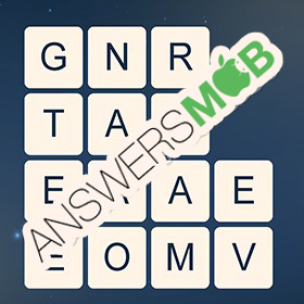 Answer for Word Cubes Bacteria Level 18