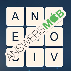Answer for Word Cubes Neutron Level 7