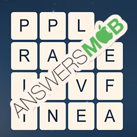 Answer for Word Cubes Ant Level 12