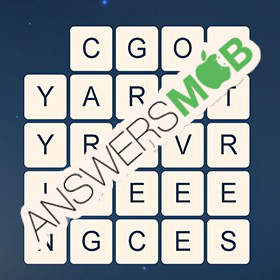 Answer for Word Cubes Sparrow Level 7