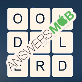 Answer for Word Cubes Atom Level 18