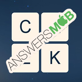 Answer for Word Cubes Electron Level 4