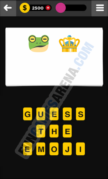 Guess The Emoji CHARACTER - 9 Answer