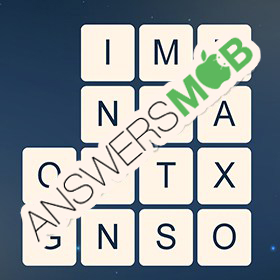 Answer for Word Cubes Virus Level 13