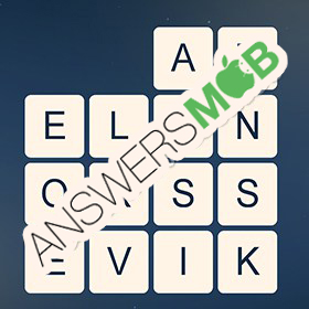 Answer for Word Cubes Bacteria Level 11