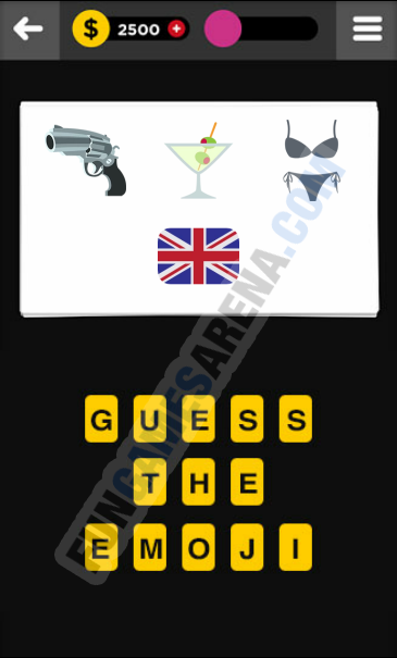 Guess The Emoji CHARACTER - 12 Answer