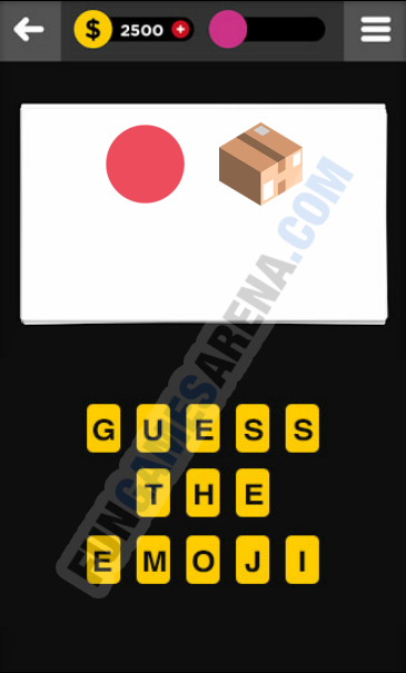 Guess The Emoji ENTERTAINMENT - 16 Answer