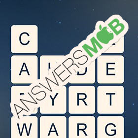 Answer for Word Cubes Virus Level 5
