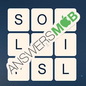 Answer for Word Cubes Atom Level 16
