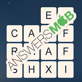 Answer for Word Cubes Plankton Level 18