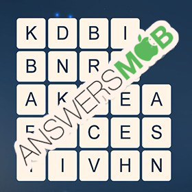 Answer for Word Cubes Oyster Level 16