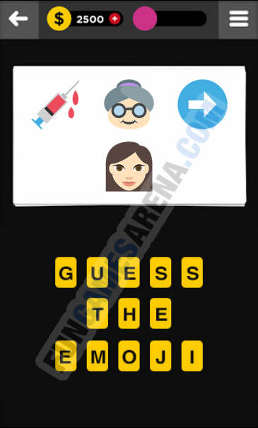 Guess The Emoji BRAND - 3 Answer