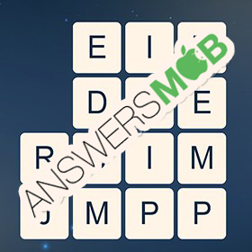 Answer for Word Cubes Virus Level 6
