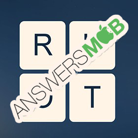 Answer for Word Cubes Electron Level 6