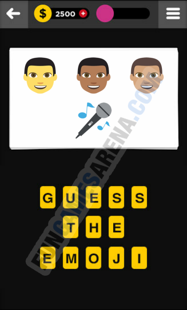 Guess The Emoji ENTERTAINMENT - 10 Answer