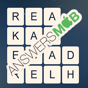 Answer for Word Cubes Cell Level 7