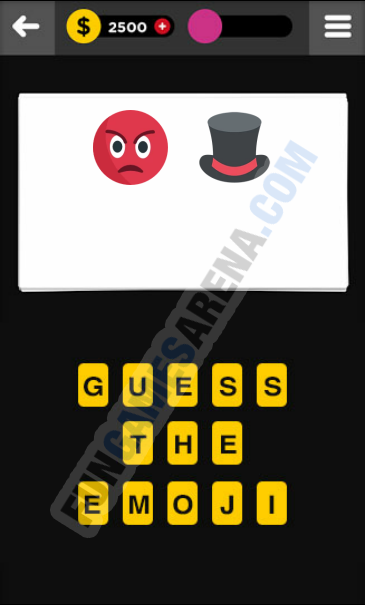 Guess The Emoji CHARACTER - 1 Answer