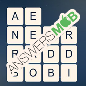 Answer for Word Cubes Cell Level 6