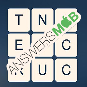 Answer for Word Cubes Neutron Level 2