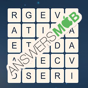 Answer for Word Cubes Sparrow Level 19