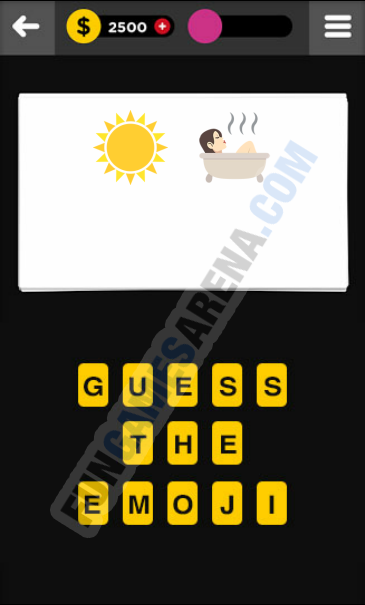 Guess The Emoji ACTION - 16 Answer