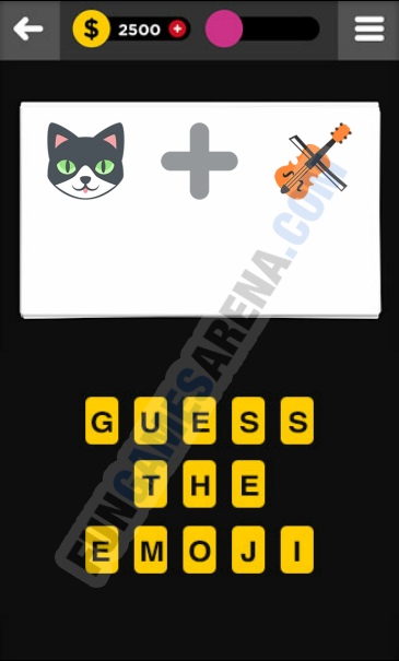 Guess The Emoji CHARACTER - 19 Answer