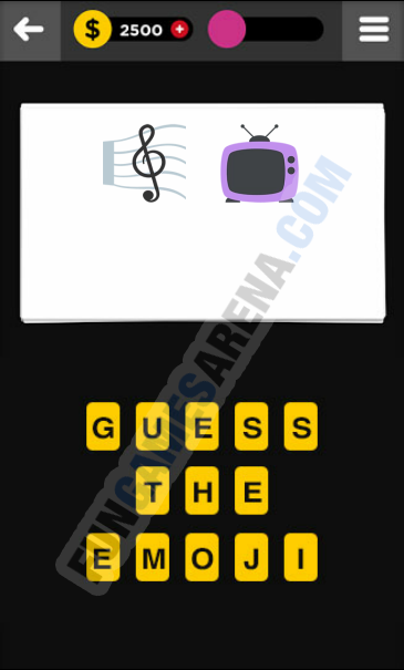 Guess The Emoji ENTERTAINMENT - 8 Answer