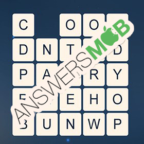Answer for Word Cubes Oyster Level 1