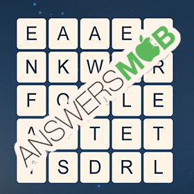 Answer for Word Cubes Oyster Level 2