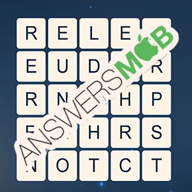 Answer for Word Cubes Sparrow Level 18