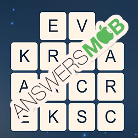 Answer for Word Cubes Plankton Level 11