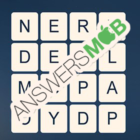 Answer for Word Cubes Dragonfly Level 3