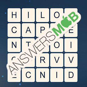 Answer for Word Cubes Sparrow Level 9
