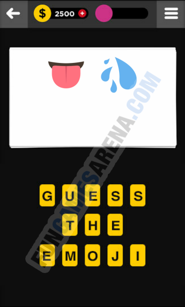 Guess The Emoji ACTION - 9 Answer