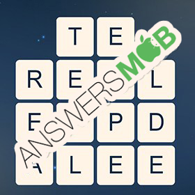 Answer for Word Cubes Bacteria Level 10