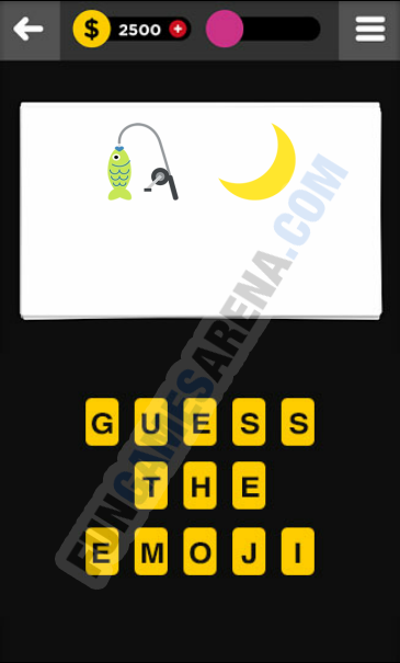 Guess The Emoji ENTERTAINMENT - 4 Answer
